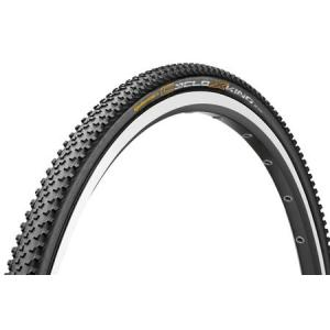 Cubierta 700x35C Cyclocross Continental  XKing