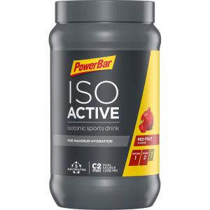 Bebida Isotónica Powerbar Isoactive Red Fruit Punch 600grs