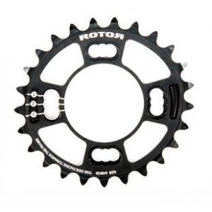 Plato Mtb Rotor Q-Ring QX2 BCD64mm 2x10v 27T