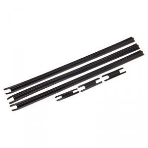 Guia Cables Shimano DI2 Adhesivo Negro
