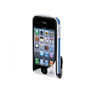 Soporte - Funda Bici iPhone Impermeable - Antigolpes Lotus Blanco