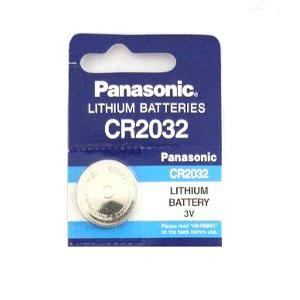 Pila Botón Panasonic CR2032