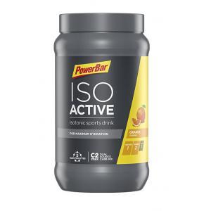 Bebida Isotónica  Powerbar Isoactive Naranja 600grs