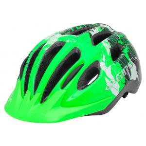 Casco Giro Flurry II Verde Fluor-Negro