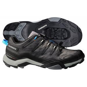Zapatillas Mtb Shimano SH-MT44 Negro
