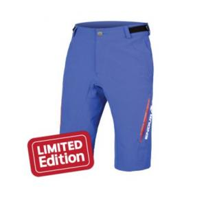 Pantalón Corto Endura Singletrack Lite Azul