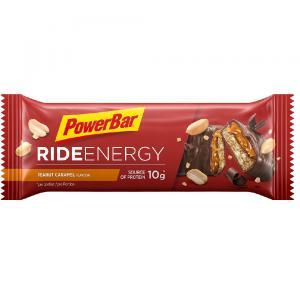 Barrita Energética Powerbar Ride Bar Cacahuete-Caramelo