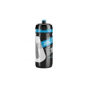 Bidón Elite Corsa Negro-Azul 550ml