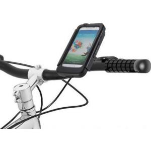 Soporte - Funda Bici Samsung Galaxy S4 Impermeable - Antigolpes Tigrasport