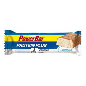 Barrita Energética Powerbar Protein Plus + Minerales Coco