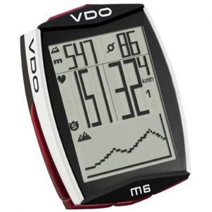 Ciclocomputador VDO M6 WL