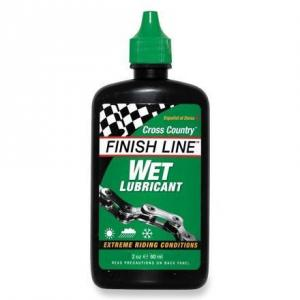 Lubricante Transmisión Finish Line Cross Country Húmedo 60ml