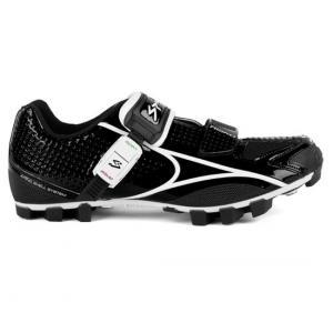 Zapatillas Mtb Spiuk New Risko Negro-Blanco