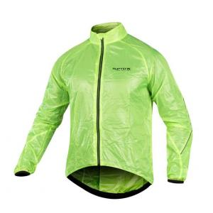 Impermeable Spiuk Top Ten Ligero Amarillo Fluor