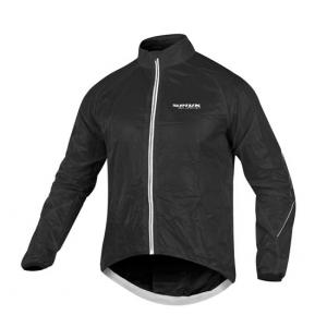 Impermeable Spiuk Top Ten Ligero Negro