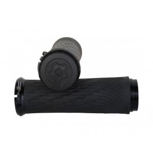Puños Sram X0 Gripshift Lock-On Negro