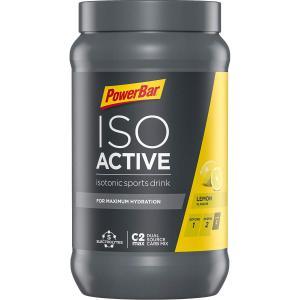 Bebida Isotónica  Powerbar Isoactive Limón 600grs