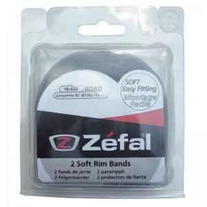 2 Fondos Llanta Zefal PVC 700-16mm