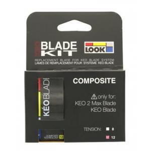 Kit Láminas Pedal LOOK Keo 2 Max Blade / Keo Blade Tensión 12