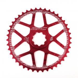 Corona MSC Aluminio Rojo
