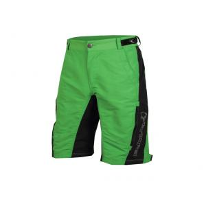 Pantalón Corto Endura Singletack II Verde