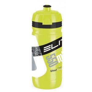 Bidón Elite Corsa Negro-Amarillo Fluor 550ml