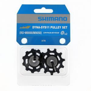 Ruletas Cambio Shimano RD-M9000/M9050 11v