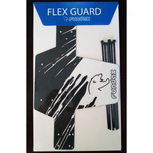 Guardabarros Fundax FlexGuard Blanco