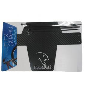 Guardabarros Fundax FlexGuard Negro