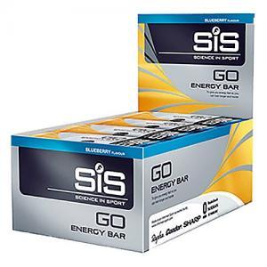 Pack 30 Barritas Energéticas SIS Go Energy Arandanos