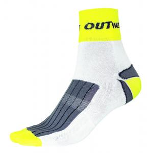 Calcetines Outwet Amarillo Fluor