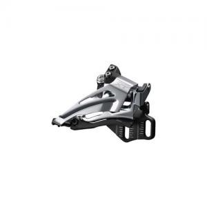 Desviador Shimano XT FD-M8025ED6X 11x2V Tipo E Tiro Inferior