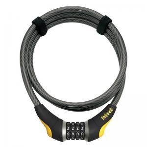 Candado Onguard Cable Combinación Akita 185cm x 10mm