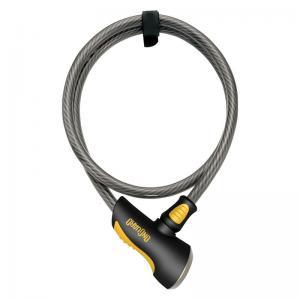 Candado Onguard Cable Akita 120cm x 12mm