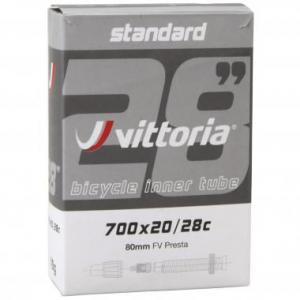 Cámara Carretera Vittoria Lite 700x23 Válvula 80mm