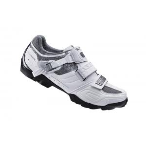 Zapatillas Mtb Shimano Lady SH-WM64 Blanco