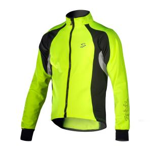 Chaqueta Spiuk Team Amarillo Fluor New