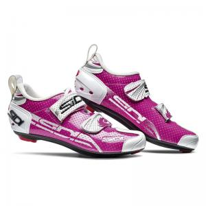Zapatillas Carretera Sidi Lady T4 Air Carbón Fucsia