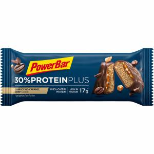 Barrita Energética Powerbar Protein Plus + Minerales Cappuccino-Caramelo