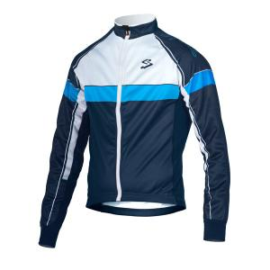 Chaqueta Spiuk Performance Blanco-Azul New