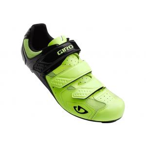 Zapatillas Carretera Giro Treble II Amarillo Fluor