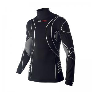 Camiseta Interior Manga Larga Biotex Bioflex Warm Compresion