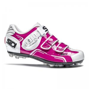 Zapatillas Mtb Sidi Buvel Rosa Brillante