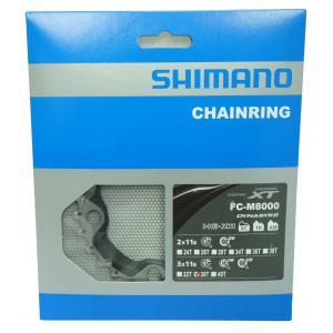 Plato Mtb Shimano XT FC-M8000 3x11v 30T