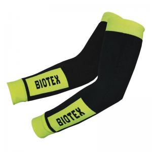 Manguitos Biotex Thermal Negro-Amarillo Fluor