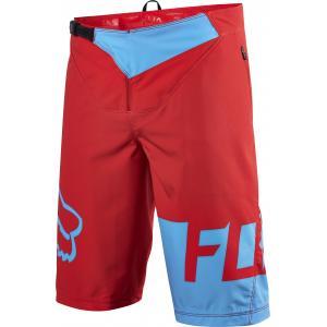 Pantalón Corto Fox Flexair Rojo-Azul