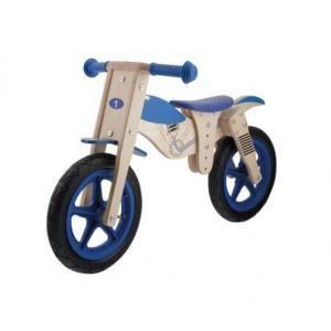 Bicicleta Infantil Sin Pedales Madera M-Wave Motorbike