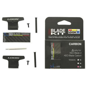 Kit Láminas Pedal Look Keo Blade 2  / Keo Blade Carbon Tensión 20