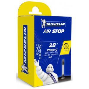 Cámara Híbrida Michelin 700x25-32 Válvula Presta