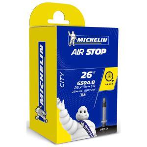 Cámara Híbrida Michelin 650x28-45 Válvula Presta